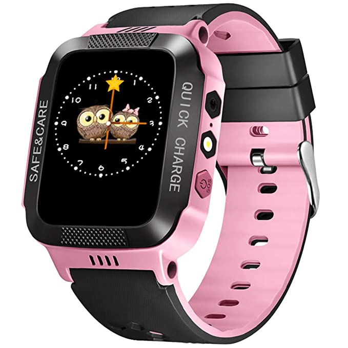 Amazon.com: TOPCHANCES Kids Smartwatch Phone,Childrens ...