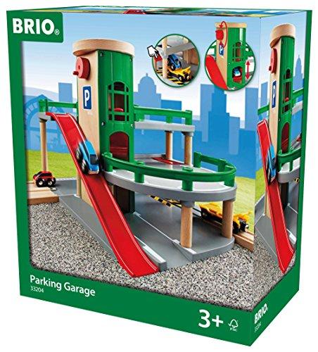 - BRIO Parking Garage