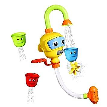 beau à vendre Livraison gratuite dans le monde entier Inchant Jouets pour Le Bain pour bébés Jouets en aérosol ...