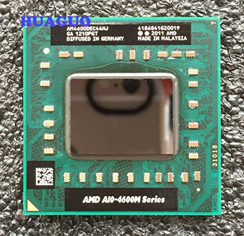 AMD A-Series A10-4600M 2.3 GHz Quad-Core CPU Processor AM4600DEC4 4HJ Socket FS1 (Certified Refurbished)