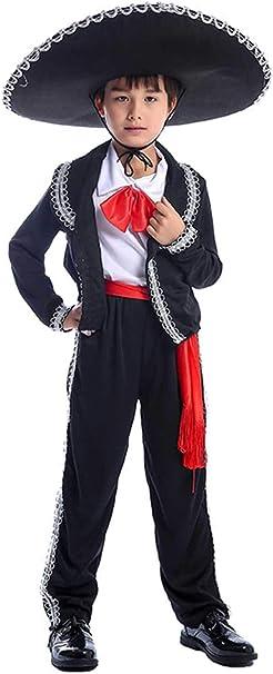 Disfraz de Mariachi Mexicano para Nino Mariachi Infantil Traje ...