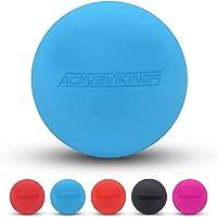 ActiveVikings® Massagebal – ideaal tegen spanning en perfect voor zelfmassage – lacrosse-bal en fascia-bal voor vrouwen…