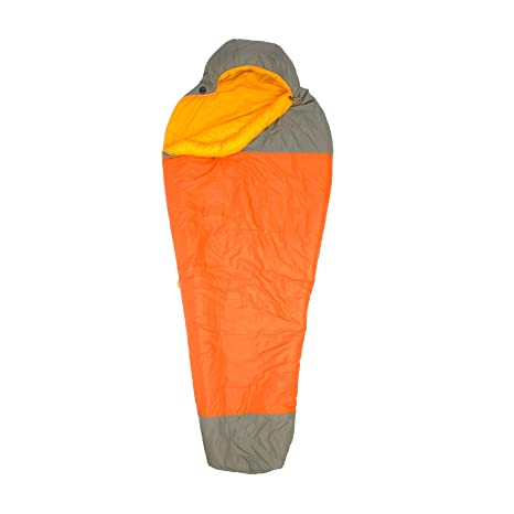 The North Face Lynx Saco, Unisex, Naranja/Gris, Long