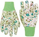 Boss Gloves 751 Assorted PVC Dots Gloves, One Size, White