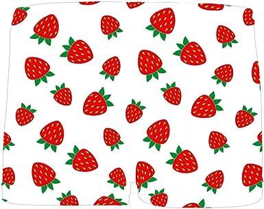 5T-2XL INTERESTPRINT Kids Cute Strawberry ComfortSoft Printed Boxer Briefs