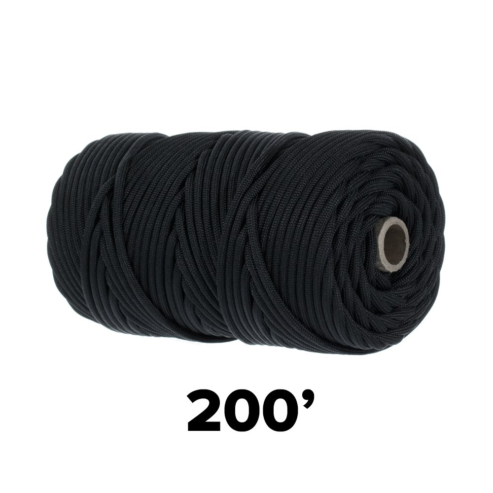 GOLBERG 550lb Parachute Cord Paracord - 100% Nylon USA Made Mil-Spec Type III Paracord - Used by The US Military - Multiple Colors & Lengths Available by GOLBERG G (Image #7)