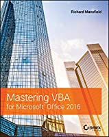 Mastering VBA for Microsoft Office 2016 Front Cover