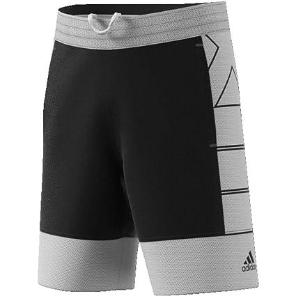 adidas Harden SHORT2 Pantalón Corto de Baloncesto, Hombre, Negro ...