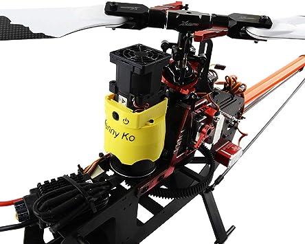 ZHFENG Kenny KO Motor Ventilador de refrigeración for RC ...