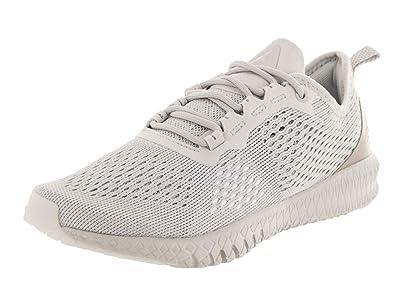 b932a5f7183 Reebok Women s Flexagon Moondust Grey White Training Shoe 8 Women US
