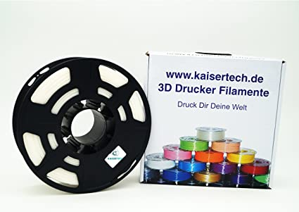 Kaiser Tech filamento para impresora 3d 1 kg PLA 1.75 mm color ...
