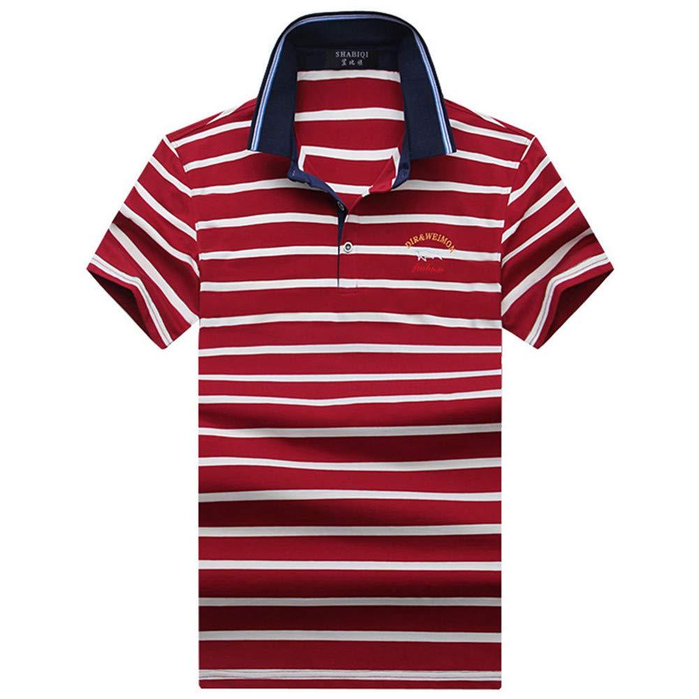 Classic Short Sleeve Polos T Designer Polo Shirt