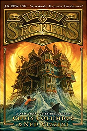 Image result for house of secrets by chris columbus