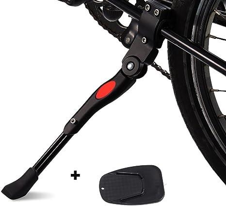 Soporte de Lateral de Bicicleta Plegable,AZX,Patas de Cabra y ...