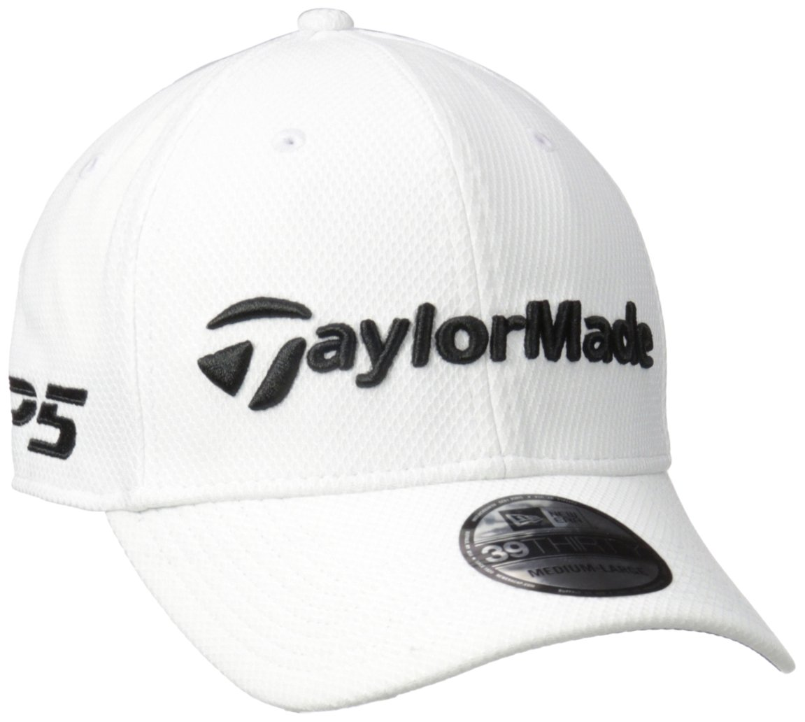 TaylorMade Golf 2017 Tour New Era 39thirty Hat - B15948-Parent ... 8b1d8b9c38b3