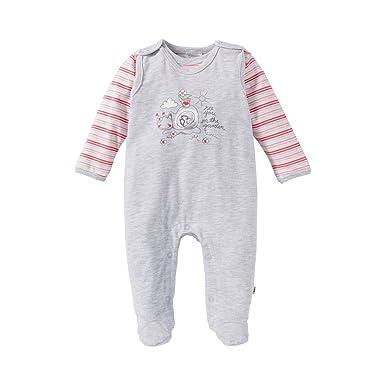 JACKY - Pelele - para bebé Niño Gris 62 cm
