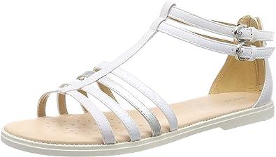 Geox Girls J Karly D Open Toe Sandals