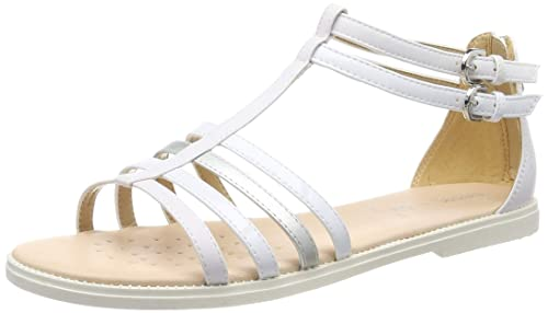 008d5461 Geox Girl's J Sandal Karly Girl Fashion Sandals: Amazon.ca: Shoes ...