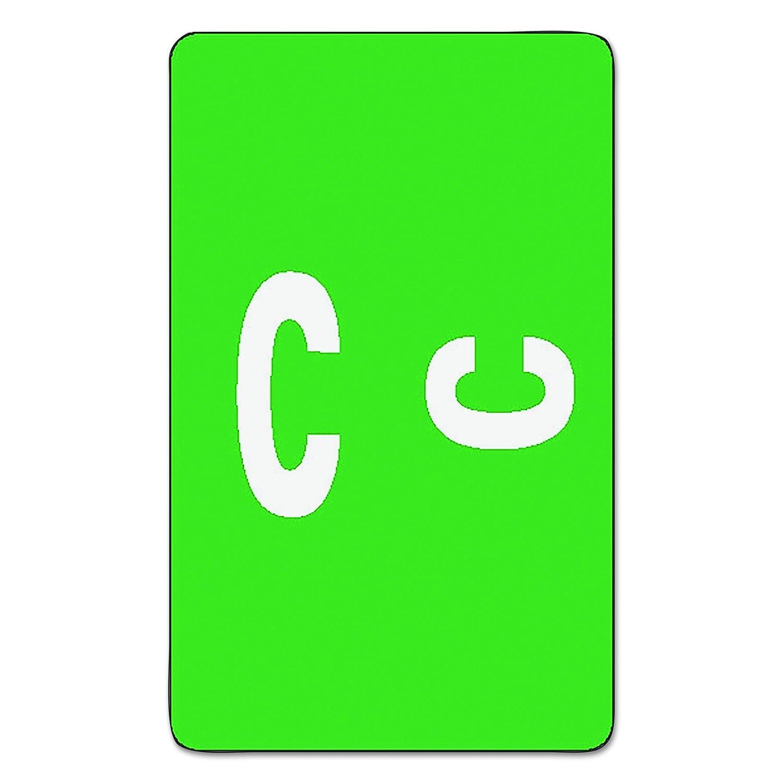 Amazon.com : Smead AlphaZ Color-Coded Alphabetic Labels, Letter C ...