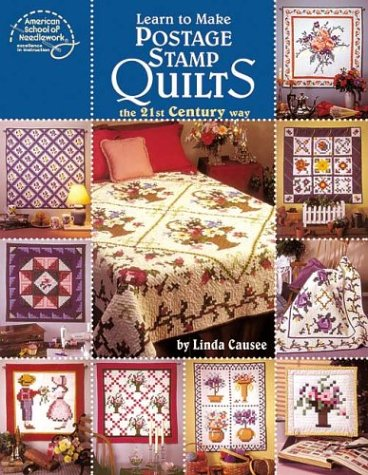 Read Online Learn to Make Postage Stamp Quilts pdf epub