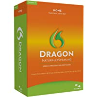 Dragon NaturallySpeaking Home 11 [Old Version]