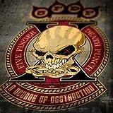 Decade of  Destruction - Orange Vinyl - Amazon Exclusive
