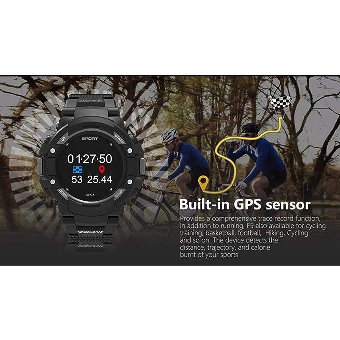 sanniya LG118 Smartwatch Card Bluetooth Watch Soporte SIM/TF ...