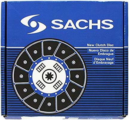 Sachs SD1041 Clutch Disc. Loading Images.