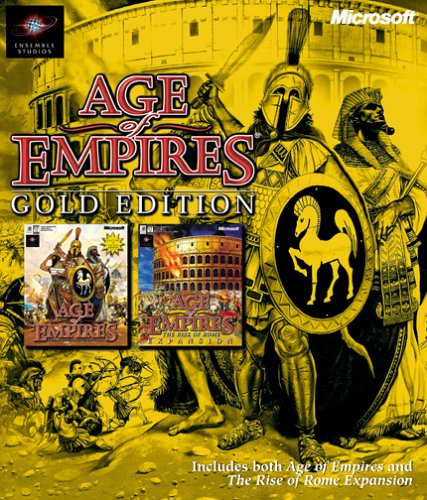Age Of Empires: Gold (Jewel Case) - PC ()
