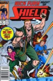 Nick Fury Agent of SHIELD (3rd Series) (1989) #4