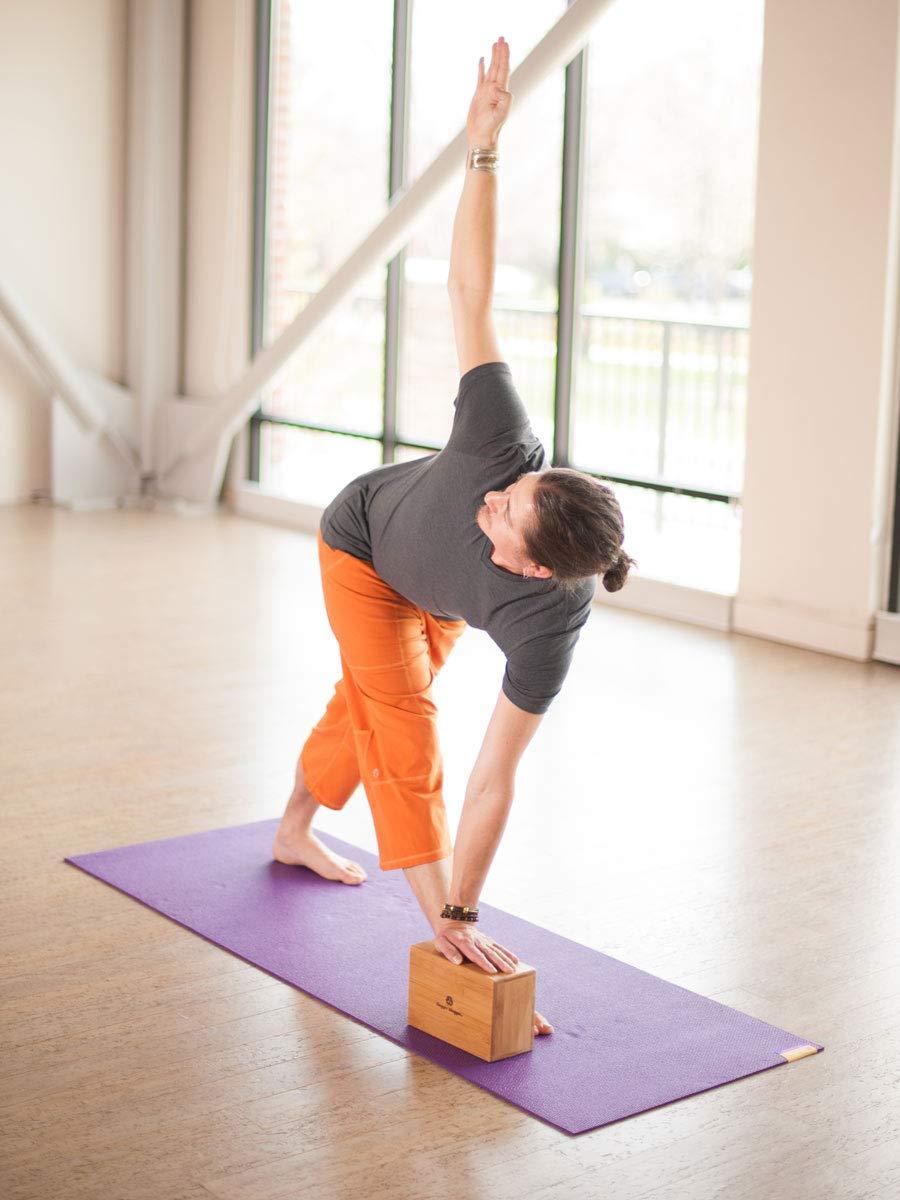 Garde boue Mugger Bambou-Bloc de Yoga: Amazon.es: Deportes y ...