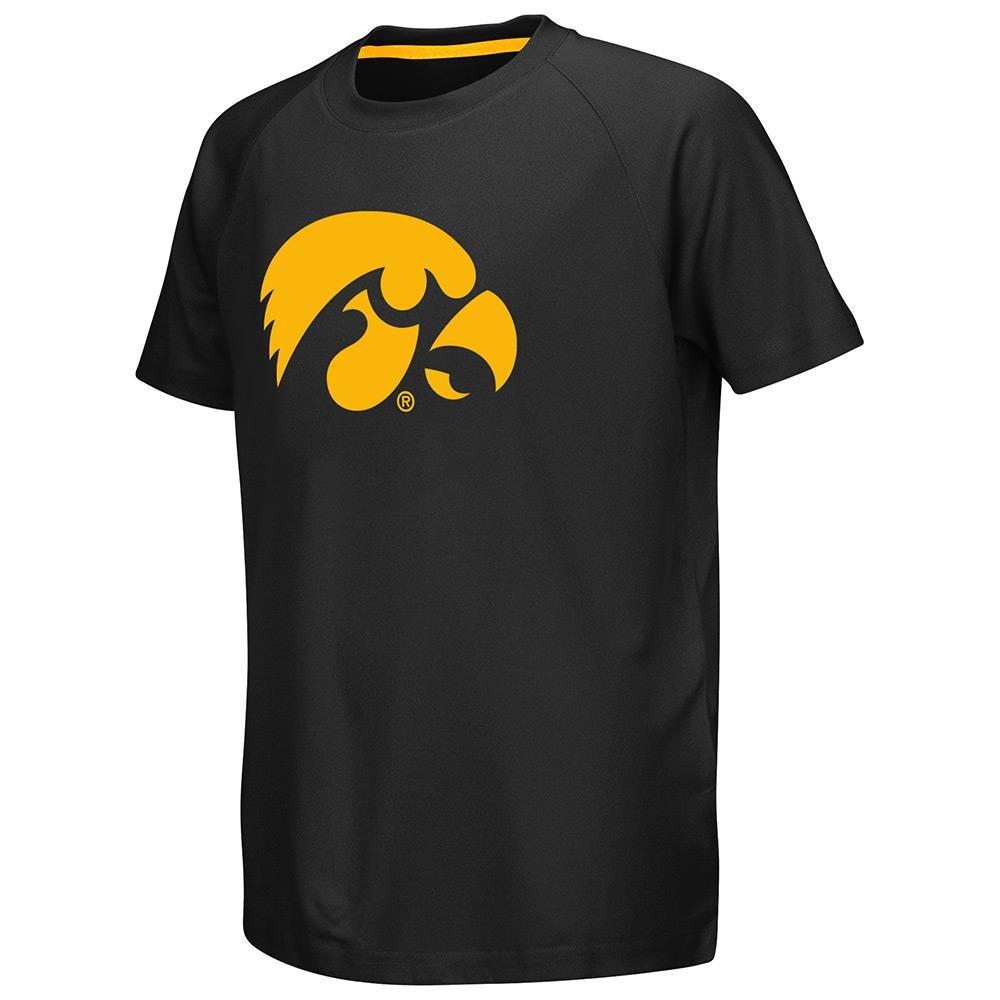 玄関先迄納品 ユースNCAA Large Iowa Hawkeyes半袖Tシャツチームカラー Large ユースNCAA B06XYYF4G4, 書道用品専門店 きづや西林堂:0694c88b --- a0267596.xsph.ru