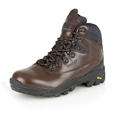 0d4e810e0a8 Gola Ladies Leather Hiking Boots New Girls Lightweight Walking Hiking  Trekking Ankle Boots Shoes Size 3 4 5 6 7 8 9