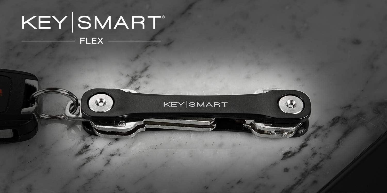 Amazon.com: KeySmart Flex - Compact Key Holder and Keychain ...