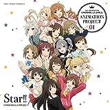 THE IDOLM STER CINDERELLA GIRLS ANIMATION PROJECT 01 STAR!!(regular)