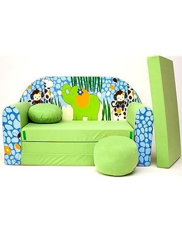 Z16 los niños sofá cama desplegable sofá cama Mini couch 3-in-1 conjunto