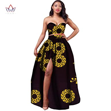 African Party Dresses for Plus Size Women
