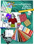 Rendering Fashion, Fabric and Prints with Adobe Illustrator