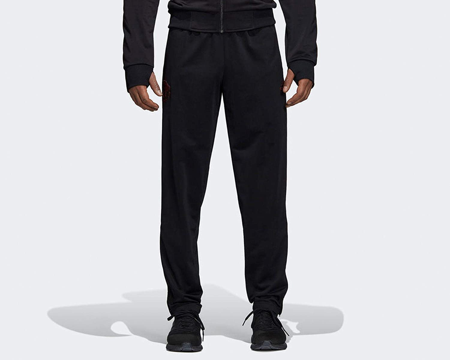 adidas Licensed Icons Manchester United Track Pant - Pantalón de ...