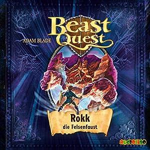Rokk, die Felsenfaust (Beast Quest 27) Hörbuch
