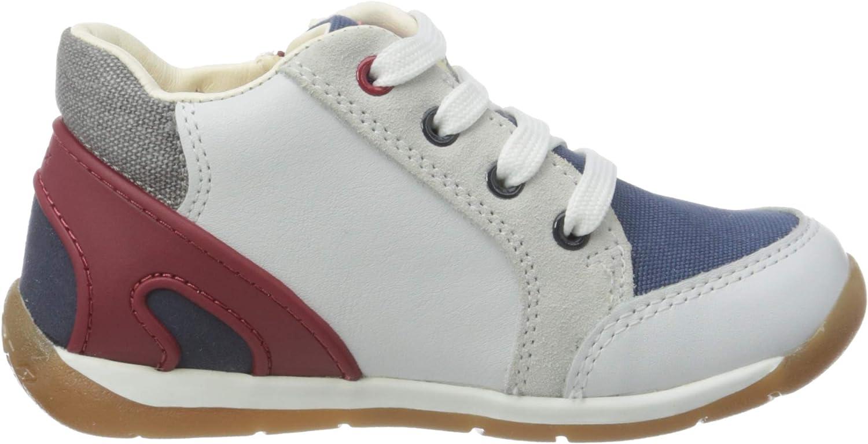Geox B Each Boy B Sneakers Basses b/éb/é gar/çon