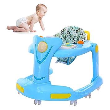 WDXIN Bebé Andador Juguete Multifuncional Defensa Rollover ...