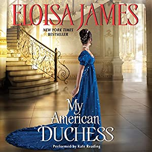 My American Duchess Hörbuch