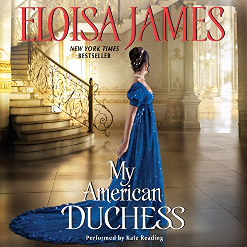 My American Duchess Audiobook [Free Download by Trial] thumbnail