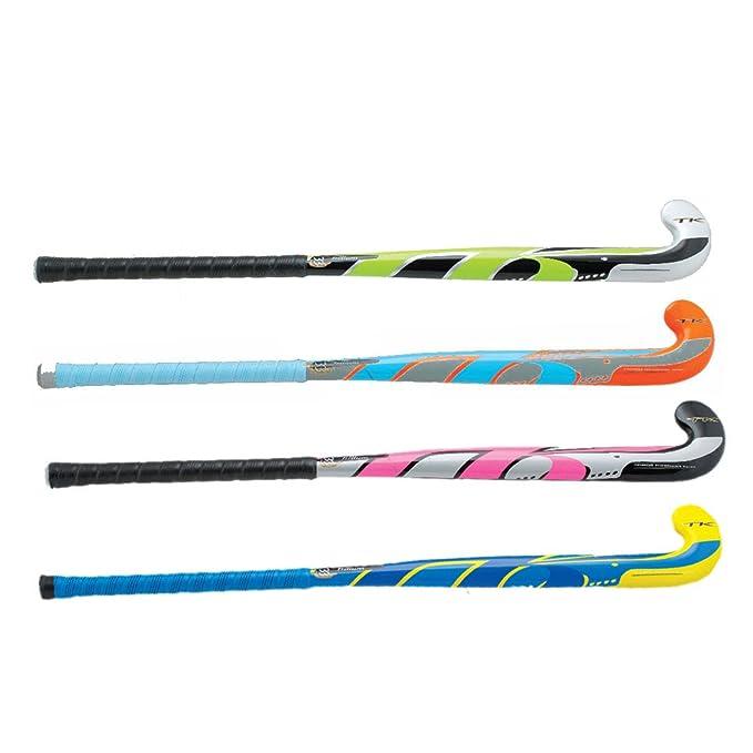 Amazon.com: TK Trillium Wild Campo – Palo de hockey: Sports ...