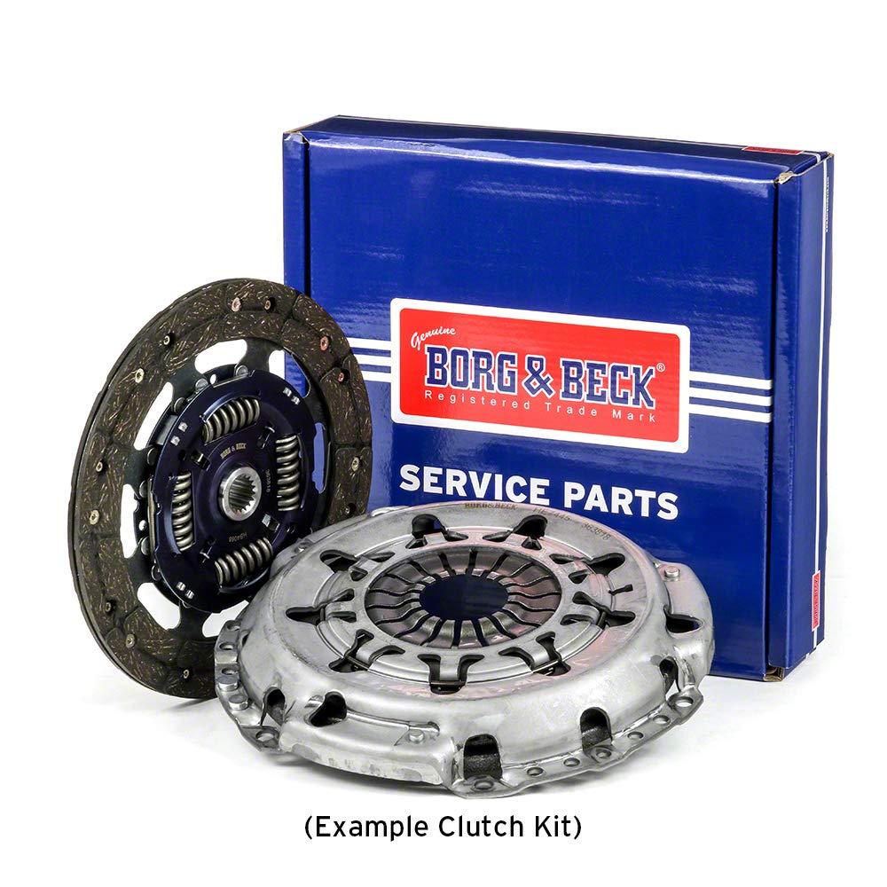 Borg /& Beck HK2107 Clutch Kit 2-in-1