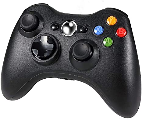 Diswoe Xbox 360 Controlador de Gamepad, Xbox 360 Inalámbrico ...