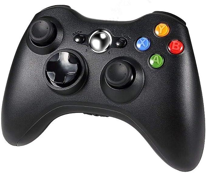 Diswoe Xbox 360 Controlador de Gamepad