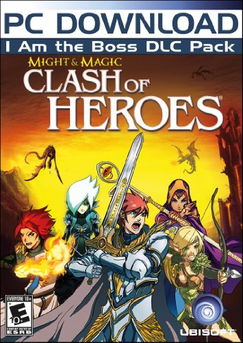 Might & Magic: Clash of Heroes - I Am the Boss DLC Pack [Online Game Code] (Might & Magic Clash Of Heroes Pc)