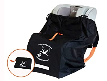Car Seat Check In Bag By Mr Ziggy